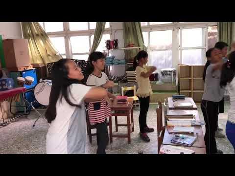 灣潭國小高年級本土語言唱跳--公園