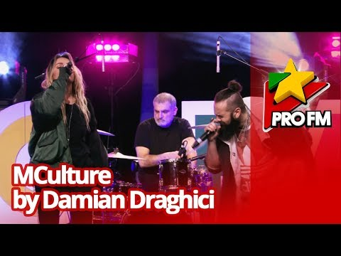 MCulture by Damian Draghici - Ochii tai (Silviu Pasca) | ProFM LIVE