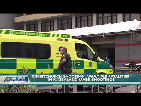 Churchcrist: New Zealand mass shootings