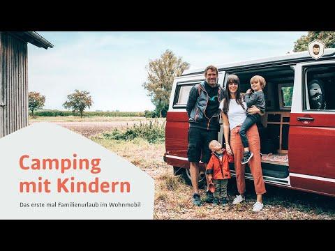 Camping mit Kindern 🚐👪 Das erste mal Familienurlaub im Wohnmobil
