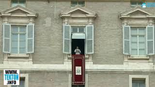 El Papa Francisco reza hoy en el Regina Coeli por la paz en Siria