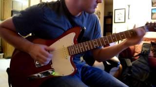 Blake Mills - If I'm Unworthy | Electric Guitar Cover (Axe-FX II)