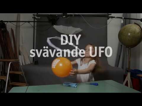 Gör ett Svävande UFO
