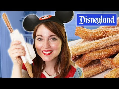 I Tried To Make The Disney Churro ?Tasty