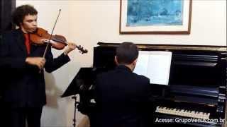 Concerning Hobbits - Senhor dos Anéis - Violino - Música para Entrada do Noivo Casamento