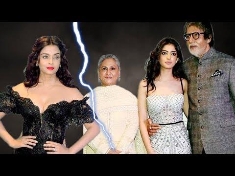 Bahu Aishwarya Rai IGNORES In- Laws Amitabh and Jaya At Vogue Beauty Awards