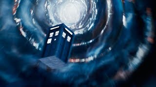 Escaping in the First Doctor's TARDIS | Christmas Special Preview | Doctor Who | BBC HD