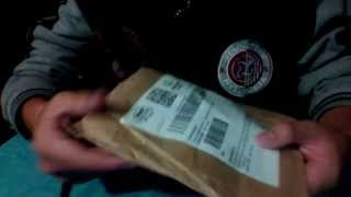 Unboxing - Soco Inglês (Mercado livre)