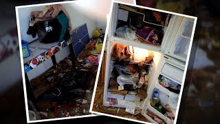 See Pictures Inside Homes Where Young Woman Claims Her Family Lived In Deplorable Conditions