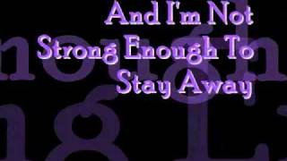Apocalyptica Feat. Brent Smith - Not Strong Enough Lyrics