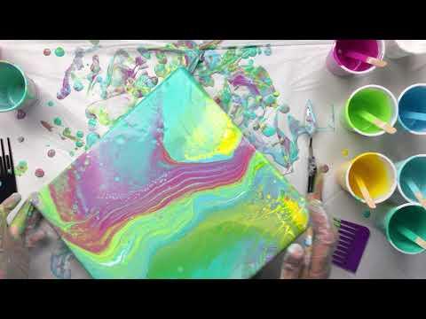 ( 554 ) Liquitex pastel acrylic pour