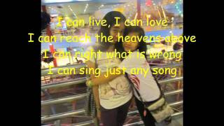 I Can by Regine Velasquez, Donna Cruz, Mikee Cojuangco