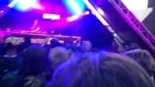 Noisia Invites Festival - Mefjus Live Set Snippet