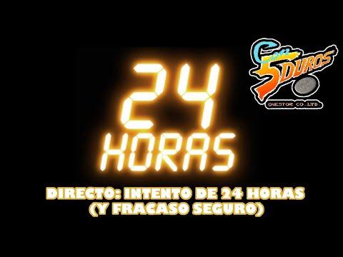 DIRECTO: INTENTO DE 24 HORAS (Y FRACASO SEGURO)