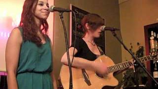 Be My Baby by the Ronettes - Cover by Erin Dickinson and Vanessa Rogers