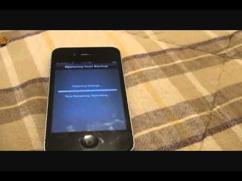Recover data from iphone 5 in recovery mode