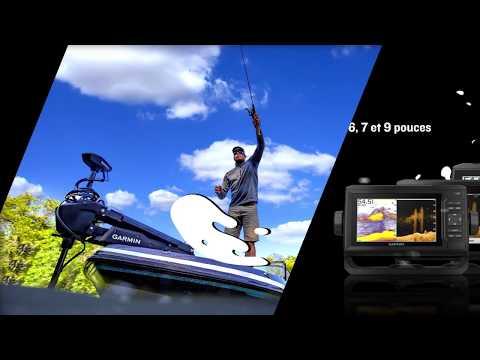 Garmin présente le nouveau combiné GPS ECHOMAP UHD