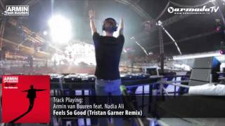 Armin van Buuren feat. Nadia Ali - Feels So Good (Tristan Garner Remix)