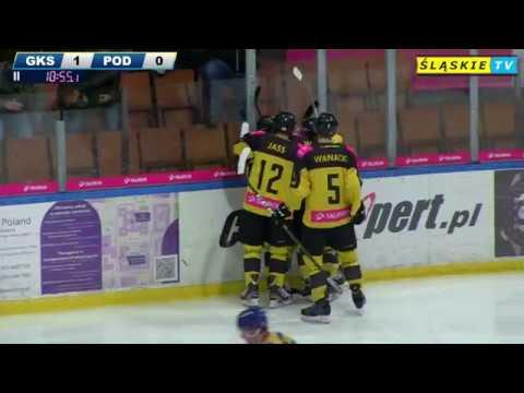 PlayOff Tauron KH GKS Katowice - Tatryski Podhale Nowy Targ 2:1