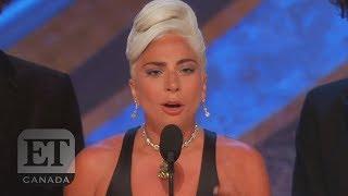 Lady Gaga Wins Best Original Song Oscar