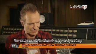 "Sting Rilis Album Baru ""57th & 9th"""
