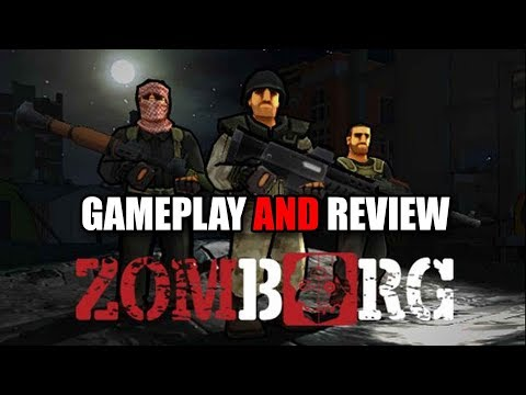 ZOMBORG | GAMEPLAY