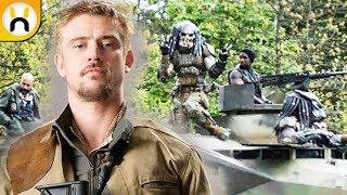 The Predator Trailer Release Date REVEALED