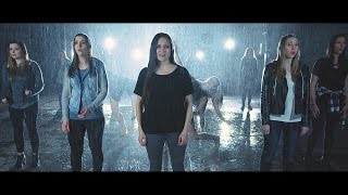 Unsteady | BYU Noteworthy ft. BYU Cougarettes (X Ambassadors a cappella cover)