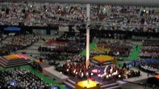 """Bobby McFerrin - """"Let it be"""" (live beim !Sing Day of Song in der Arena AufSchalke am 5. Juni 2010)"""