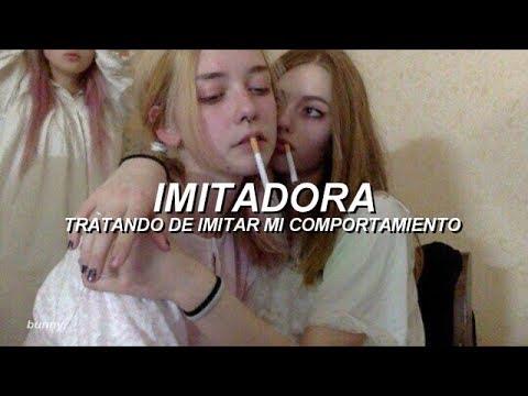 Copycat En Espanol de Billie Eilish Letra y Video