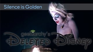 "Deleted Disney: ""Silence is Golden"" Cover (Ursula, The Little Mermaid)"
