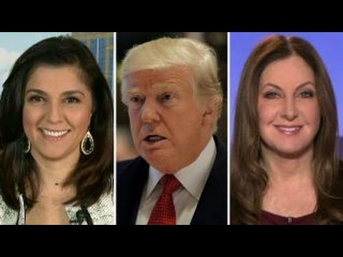 Campos-Duffy, Marshall debate Trump