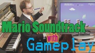 Super Mario Bros Acoustic Soundtrack