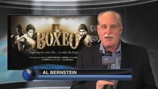 """El Boxeo"" by Alan Swyer, traces the history and origins of Latin fighters."