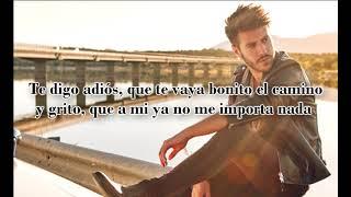 Antonio José - Grito.  Lyrics