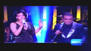Monica and Ronald Isley - For the Love of You (Live)