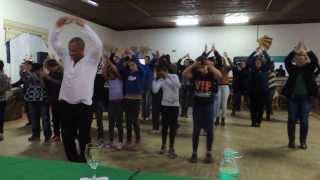VIDEO 3 OFICINA DE DANÇA CONTEMPORÂNEA COM JOCELI GABRIEL-28 E 29  DE AGOSTO DE 2013