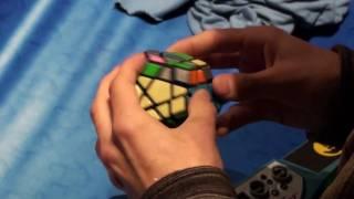 Megaminx in 48.78 - Bodor Bálint
