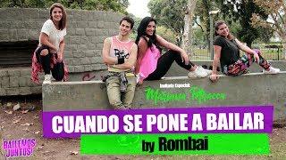 Cuando se pone a bailar (Remix) (Rombai) • Choreo for Zumba® by ZIN™ Daro Marques