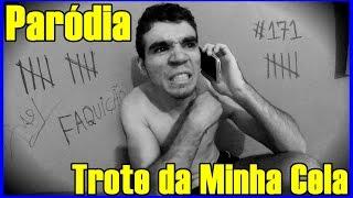 Paródia - Trote da Minha Cela (Baile de Favela - MC João)