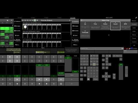 Using Sound Input on dot2