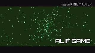 Intro terbaru dari alif game