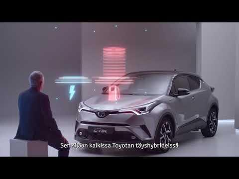 Kaikissa hybridiautoissamme on kaksi moottoria - bensiinikäyttöinen polttomottori ja sähkömoottori. Toyota on käyttänyt ilmaisua täyshybridi korostaakseen polttomoottorin sähkömoottorin ja akkujen saumatonta yhteistyötä. Täyshybridi ei siis vaadi kuljettalta mitään toimenpiteitä latauksen ja riittävän sähkövarauksen ylläpitämiseksi.