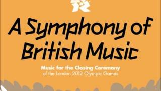 A Symphony of British Music - Track 32; Olympic Anthem by The LWMVC and Co.