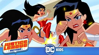 Justice League Action   Wonder Woman In Action   DC Kids
