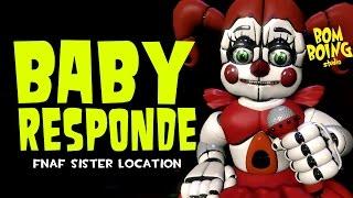 Baby Responde - Curta de Animação - BomBoing Studio