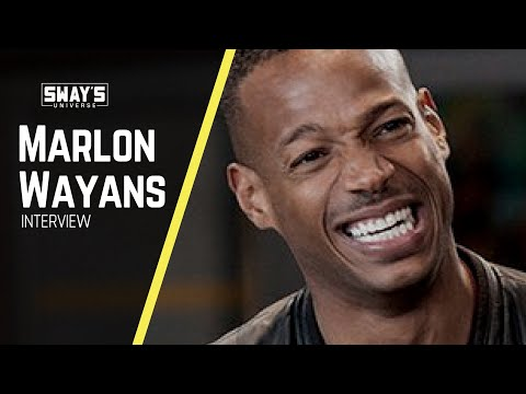 Marlon Wayans Thinks Someone Is Stirring Up Racism