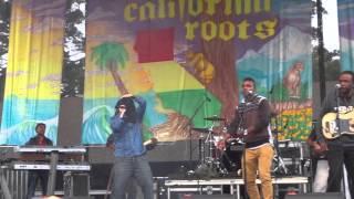 Alborosie- Herbalist live at Cali Roots 2014