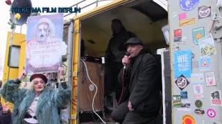 Kein Abriss der East Side Gallery Berlin (Demo-Zusammenfassung vom 28.03.2013)