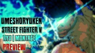 """Umeshoryuken""-a ryu montage | preview |"
